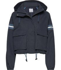 istad light jacket zomerjas dunne jas blauw kari traa