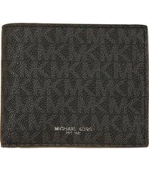 michael kors billfold w/ coin pocket wallet