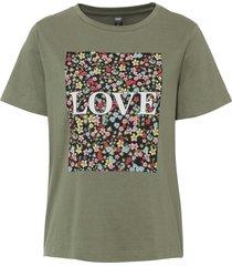 maglia stampata (verde) - rainbow