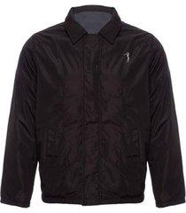 jaqueta aleatory reversível masculina