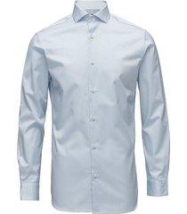 slhslimsel-pelle shirt ls b noos skjorta business blå selected homme