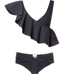 amir slama bikini bottoms - black