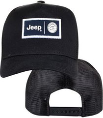 boné jeep e wsl trucker