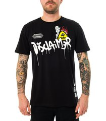 disclaimer t-shirt uomo maglia in jersey 21eds50609