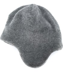 il gufo fleece hat - grey