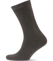 dagmar fancy lingerie socks regular socks silver becksöndergaard