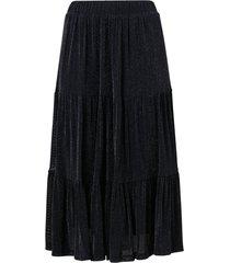 kjol vidavis glitter skirt
