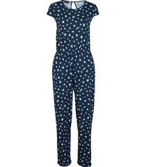 tuta larga in jersey (blu) - bpc bonprix collection
