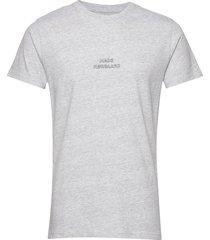 dusty thor emb t-shirts short-sleeved grå mads nørgaard