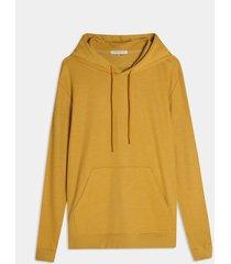 buzo hoodie básico unicolor