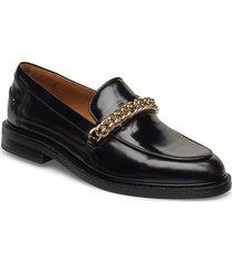 shoes 4710 loafers låga skor svart billi bi