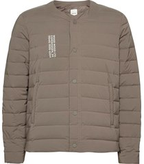 keanu light padded jacket gevoerd jack groen wood wood