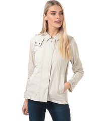 womens consort short memory satin jacket