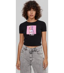 bratz cropped t-shirt