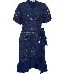 ankara dress dresses cocktail dresses blå lollys laundry