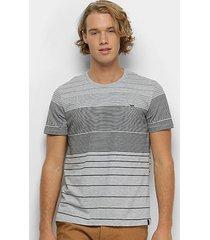 camiseta all free listrada masculina