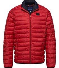 outerwear fodrad jacka röd blend