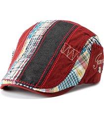 unisex basco in cotone casual per outdoor cappellino visiera