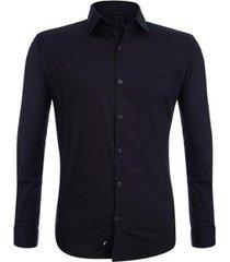 camisa jokenpô tricoline lisa masculina