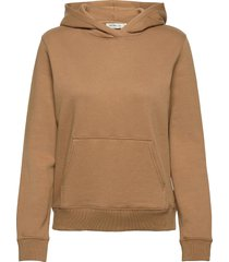 ouria hoodie trui bruin tiger of sweden jeans