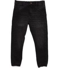 pantalón indigo black offcorss