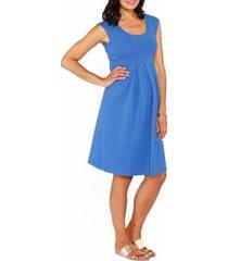 women's angel maternity stretch cotton maternity dress