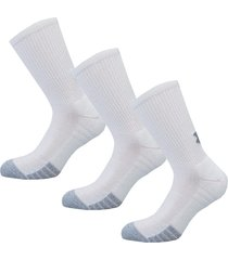 3 pack heatgear crew socks