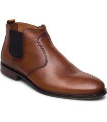 mirco stövletter chelsea boot brun lloyd