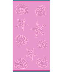 toalha de praia beach - appel - oceano - lilás, - tricae