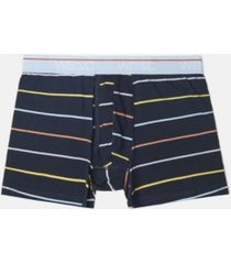 wesc men's benjamin multi stripe boxer brief