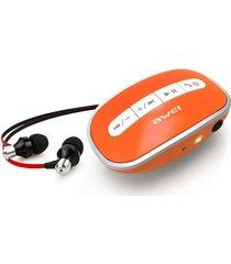 audífonos bluetooth, a300 auricular estéreo de 3,5 mm auriculares audifonos bluetooth manos libres  con micrófono (naranja)