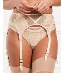 dahlia suspender belt