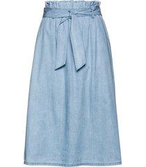 gonna di jeans leggero (blu) - bpc selection