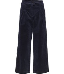 ludvine trousers wijde broek blauw just female