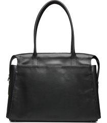 crown day bag bags top handle bags zwart royal republiq