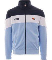 ellesse caprini track top   light blue   02980-lblu