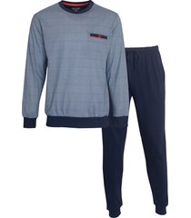 heren pyjama paul hopkins phpyh 1001a-3xl/58