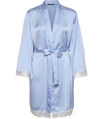 smilla kimono morgonrock blå missya
