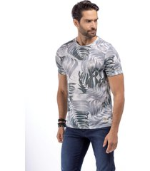 t-shirt masculina hojarasca navy