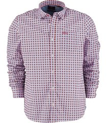 new zealand auckland overhemd mc kay 606 fury red