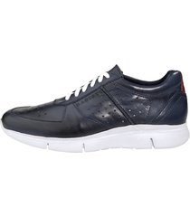 sneakers babista marinblå