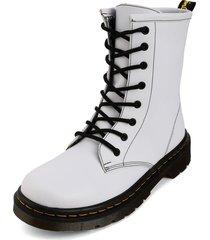botas blanco villabonr vdm-5042