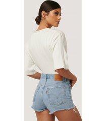levi's 501-shorts - blue