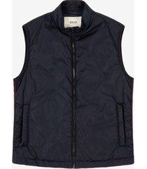 sleeveless down jacket blue 54
