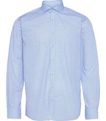 bs furster skjorta business blå bruun & stengade