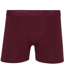 lupo cueca lupo boxer algodão com elastano masculina - masculino
