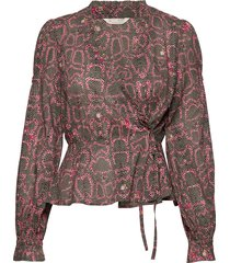 for the love of lust blouse blouse lange mouwen multi/patroon odd molly