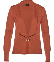 cardigan stile blazer (marrone) - bpc selection
