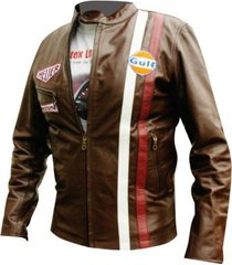 handmade leather jacket mens,men casual leather jacket, mens biker leather jacke