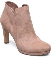 woms boots shoes boots ankle boots ankle boot - heel rosa tamaris
